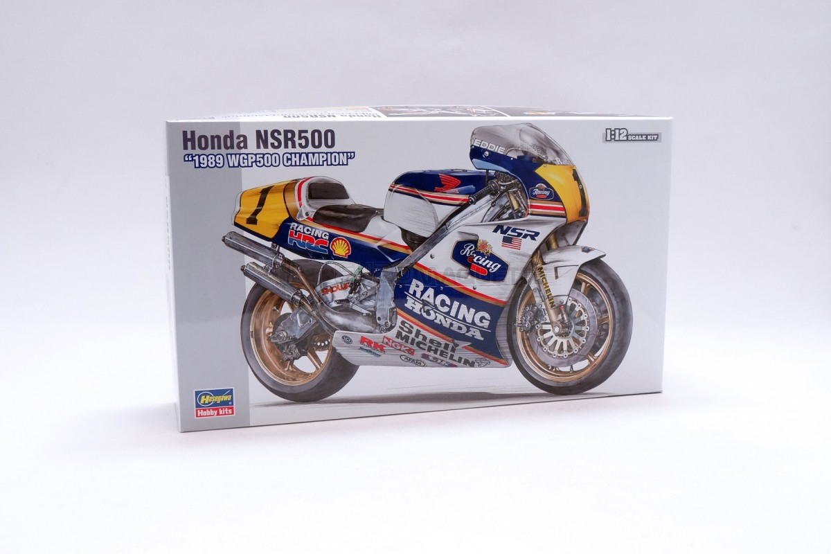 Honda NSR500 Hasegawa 1989 - mini4temps.fr