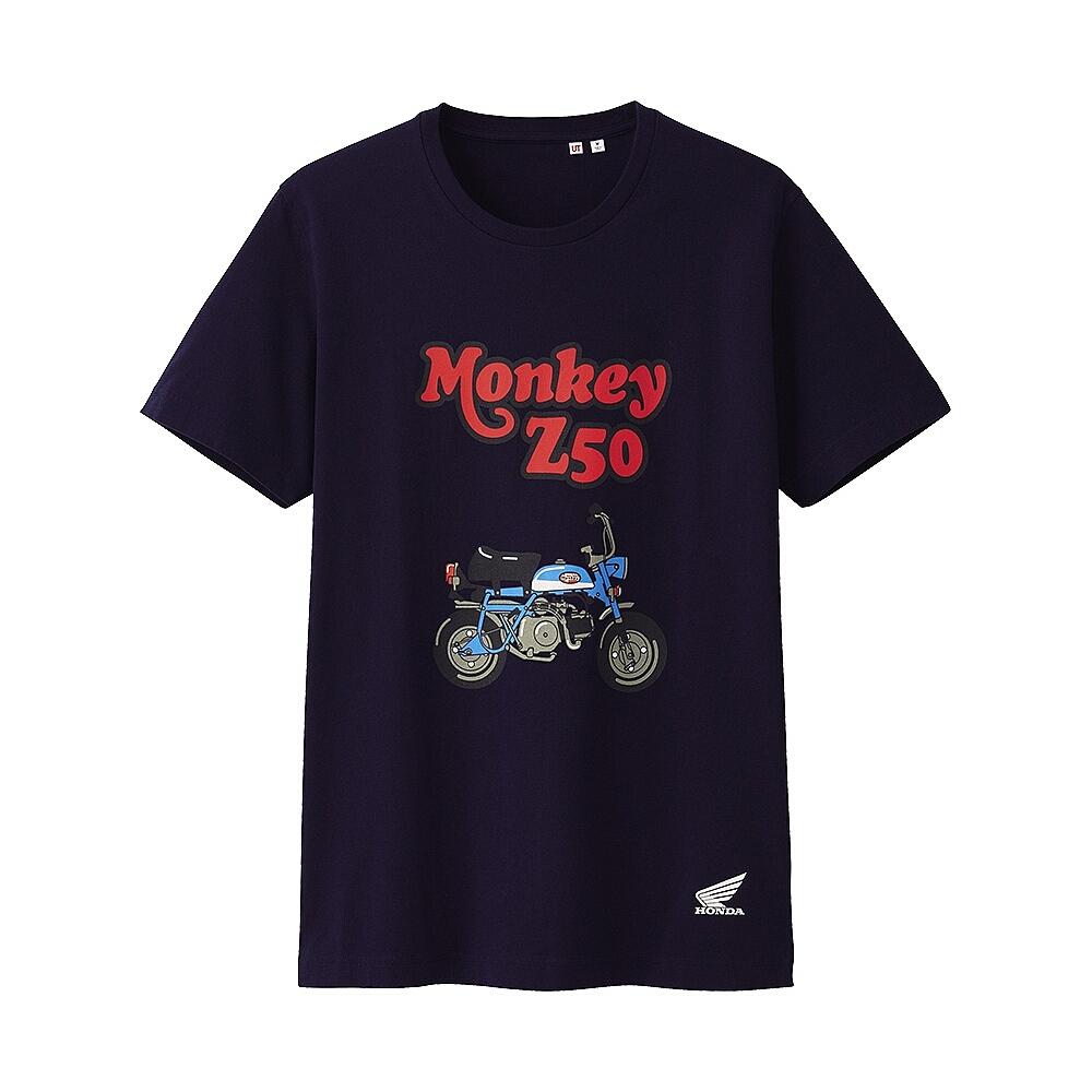Tee shirts Uniqlo Honda Monkey - mini4temps.fr