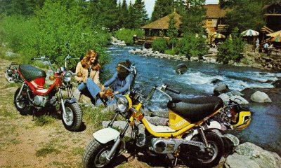 Publicité vintage sur le Yamaha Chappy - mini4temps.fr