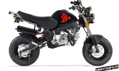 Skyteam PBR noir, réplique du Honda ZB - mini4temps.fr