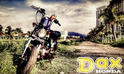 Honda Dax Trailers 1 & 2 - mini4temps.fr
