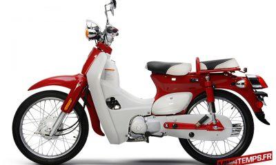 Sym Symba, Honda Cub Replica - mini4temps.fr