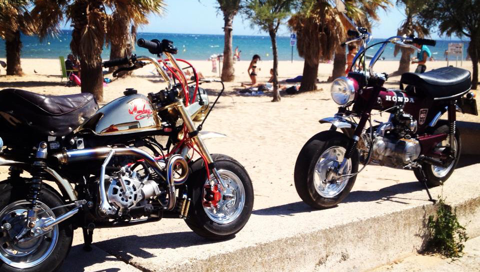 Craftworkz Honda Minibikes Custom - mini4temps.fr