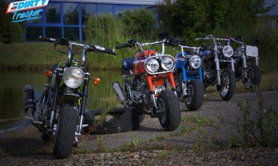 Dirty Tracker : Castle Ride - mini4temps.fr