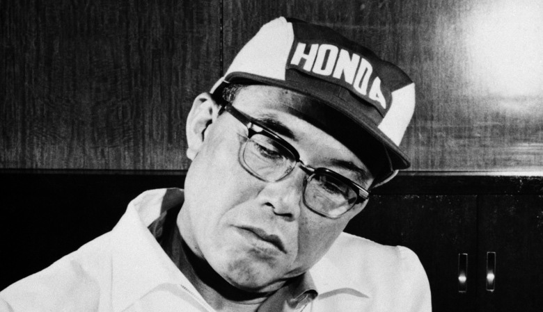 Soichiro Honda - mini4temps.fr