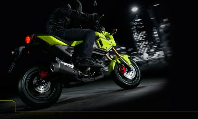 Fiche technique du Honda MSX 125 2016