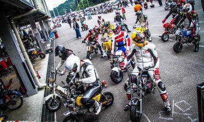 4Mini Race sur le circuit de Suzuka - mini4temps.fr