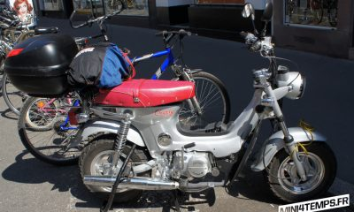 Charly 125cc réplique du Honda Chaly - mini4temps.fr