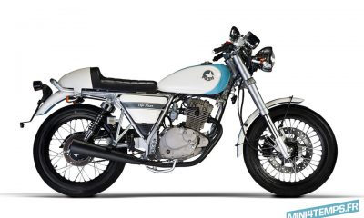 Mash Café Racer 125cc 2014 - mini4temps.fr
