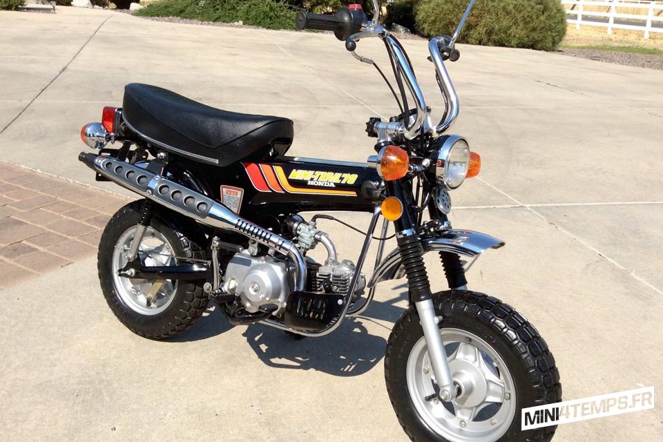 Honda Trail 70 CT70 1978 - mini4temps.fr