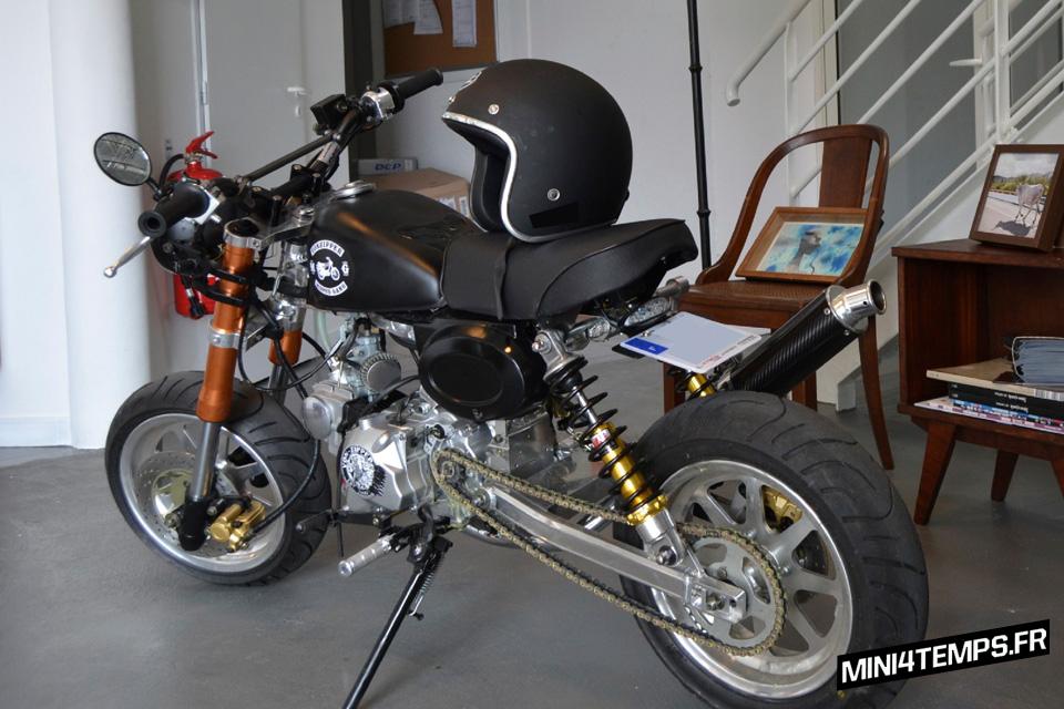 Le Monkey de 56 Motorcycles - mini4temps.fr