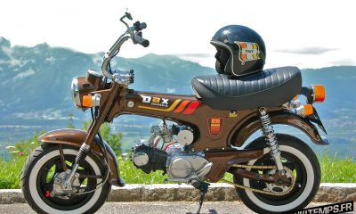 Honda Dax ST70 6V OT 1973 - mini4temps.fr