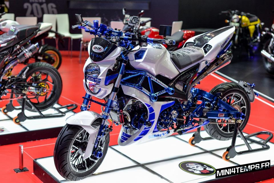 GPX Racing Demon au 37 Bangkok Motorshow - mini4temps.fr