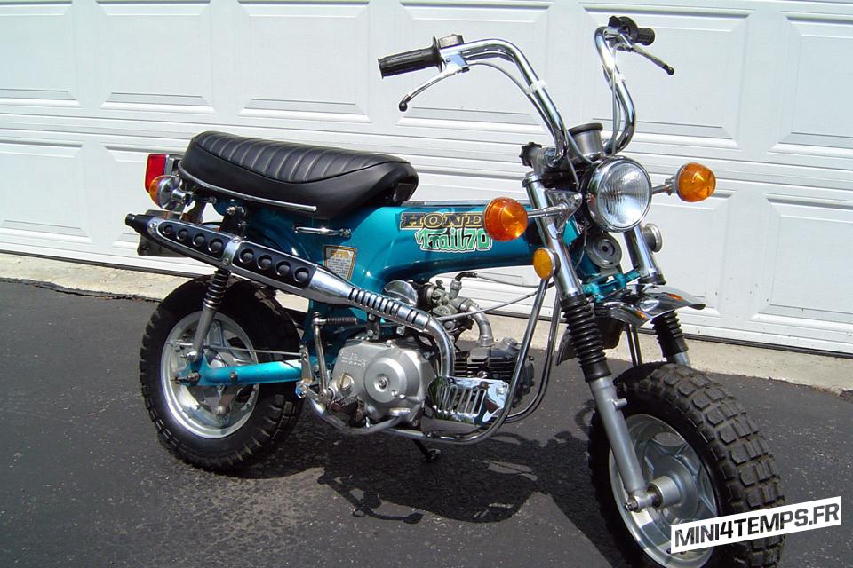 Honda CT70 CT Mini-Trail K3 - mini4temps.fr