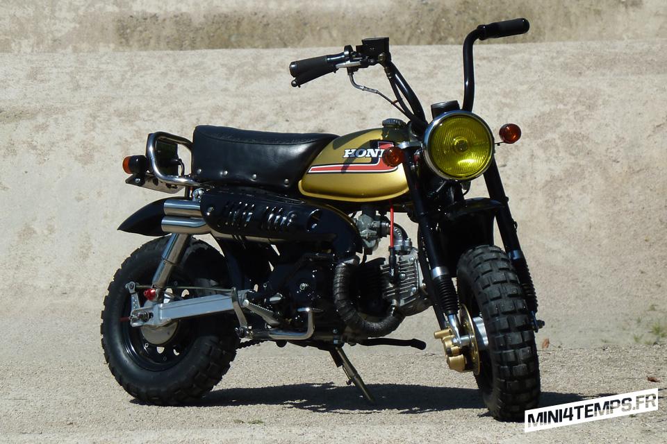 Honda Monkey Z50 J1 - mini4temps.fr