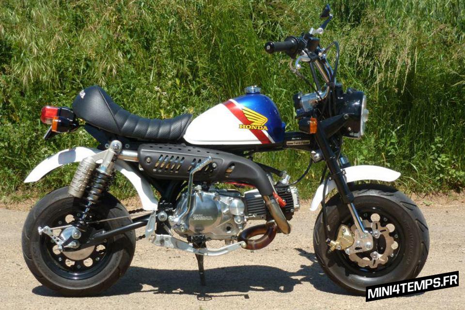 Honda Monkey J2 Babytracker - mini4temps.fr