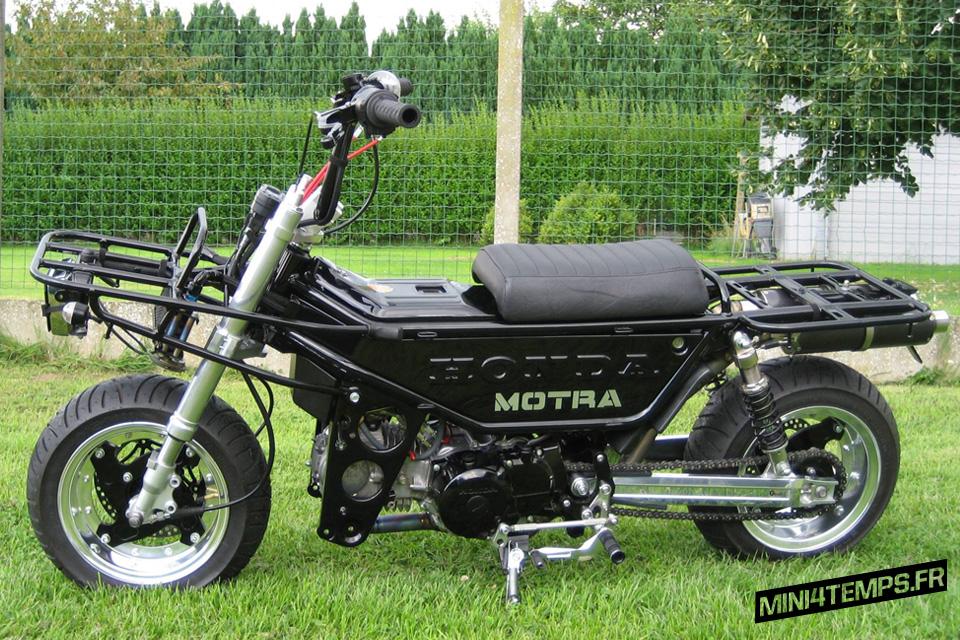 Honda Motra Kitaco Over Beringer Takegawa - mini4temps.fr