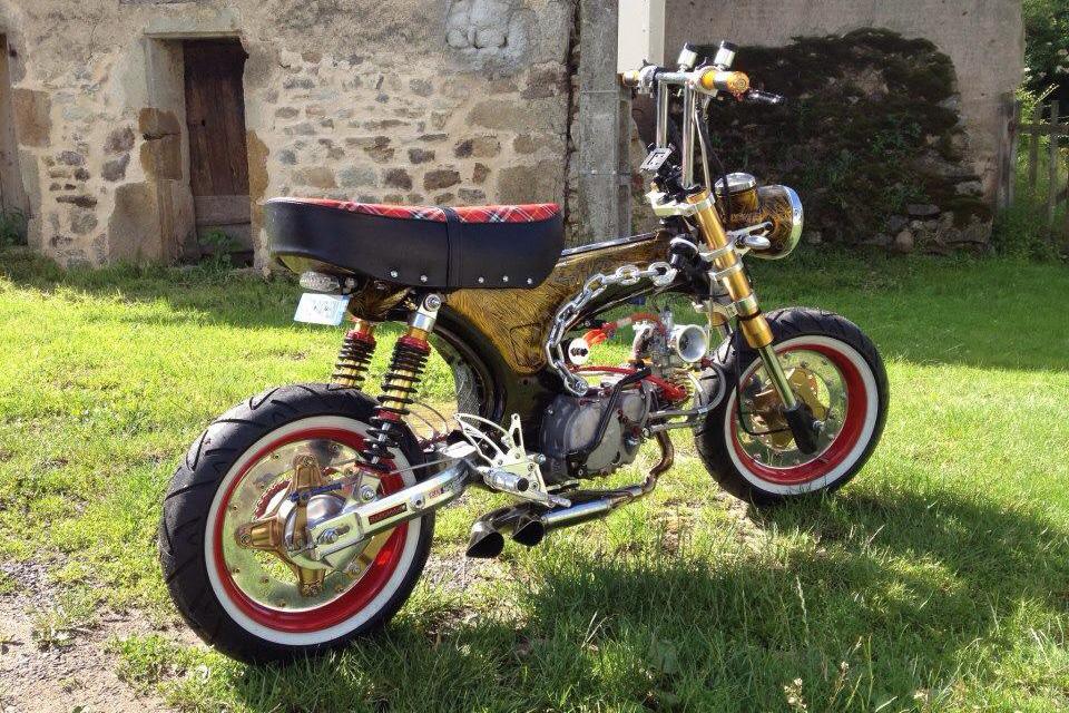Hotrod Dax - mini4temps.fr