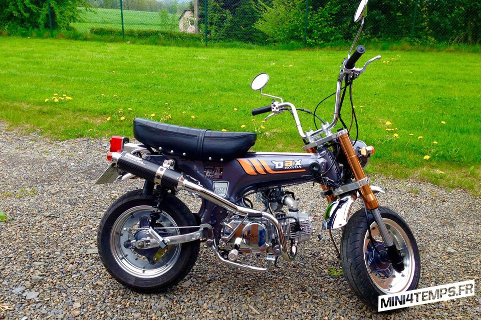 Le dax Skyteam de Geoffrey - mini4temps.fr