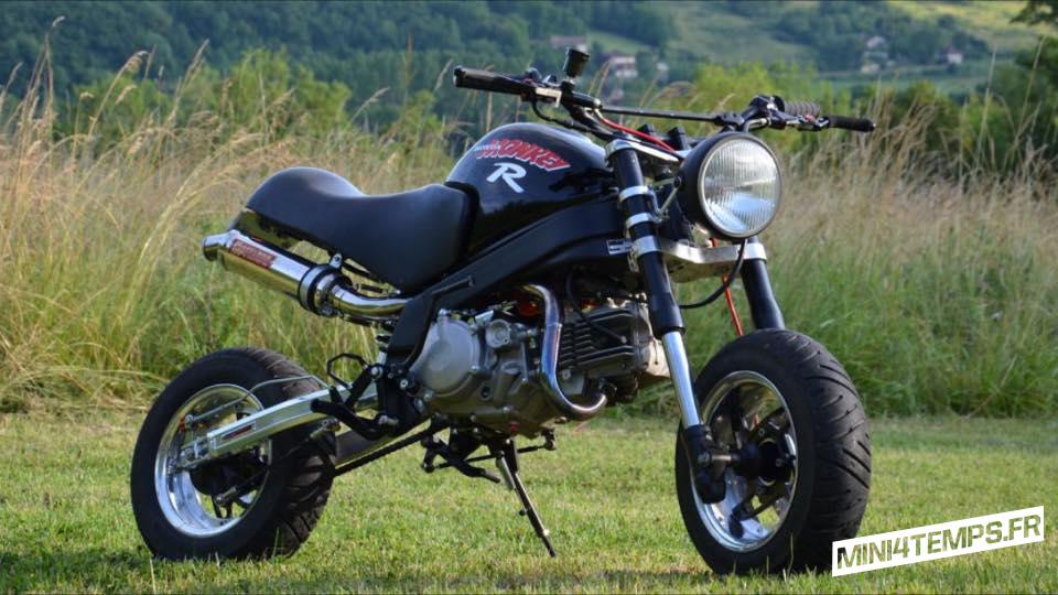 Le Pbr / ZB de Ben Hur avec moteur Daytona Anima - mini4temps.fr