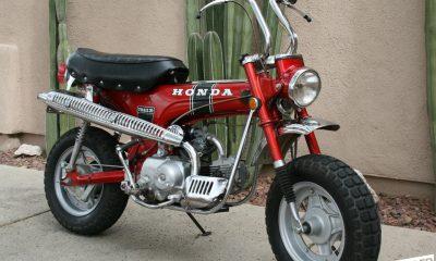 Honda Dax CT70 K0 Trail70 - mini4temps.fr