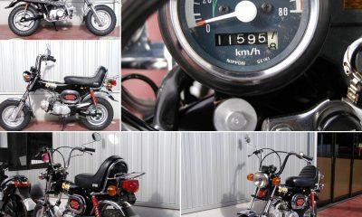 Honda Dax ST50M édition spéciale du Japon - mini4temps.fr