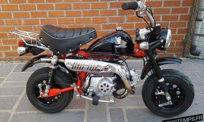 Honda Monkey J2 12V - mini4temps.fr