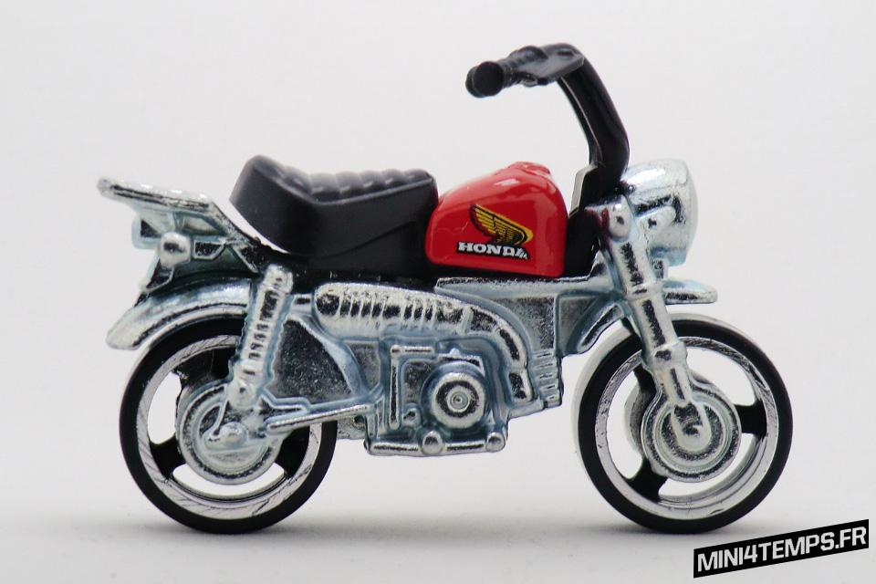 Hotwheels Honda Monkey Z50 - mini4temps.fr