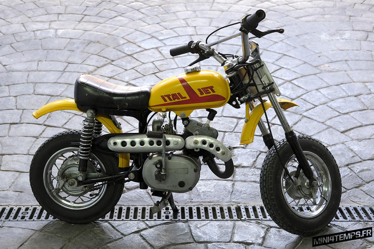 Italjet Mini Bambino from Madrid - mini4temps.fr