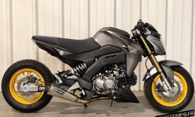 Kawasaki Z125 Fat and Low by Composimo - mini4temps.fr