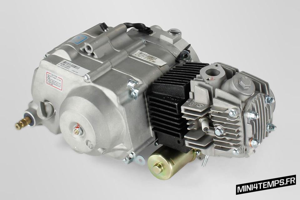 Moteur Lifan 107cc pour Dax et Monkey - mini4temps.fr
