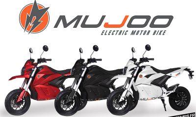 Mujoo lance des minimotos électriques chinoises - mini4temps.fr