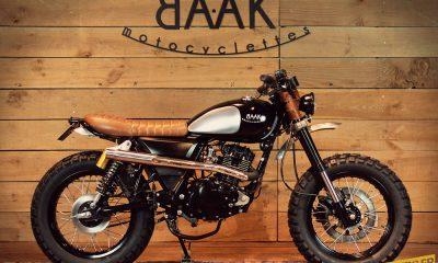Mash 125 Seventy Five Scrambler par BAAK Motocyclettes - mini4temps.fr
