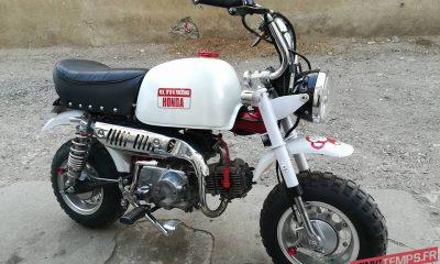 Le Honda Gorilla 88cc de JBR Parts - mini4temps.fr