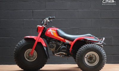 Honda 125 ATC by Galb Motorworks - mini4temps.fr