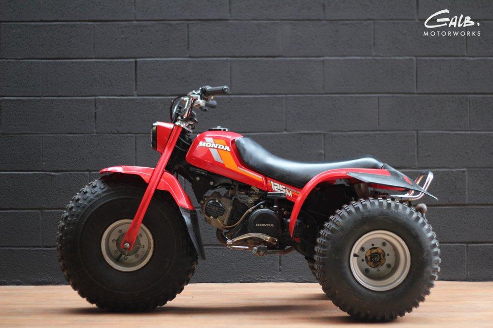 Honda 125 ATC by Galb Motorworks - mini4temps.fr