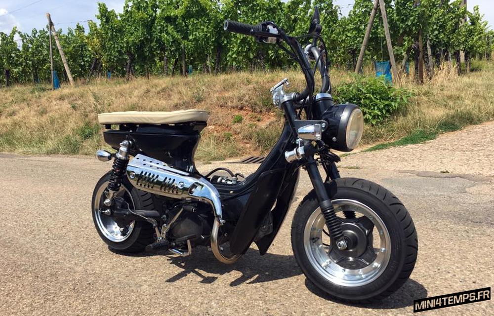 Honda Chaly 125cc à vendre ! - mini4temps.fr