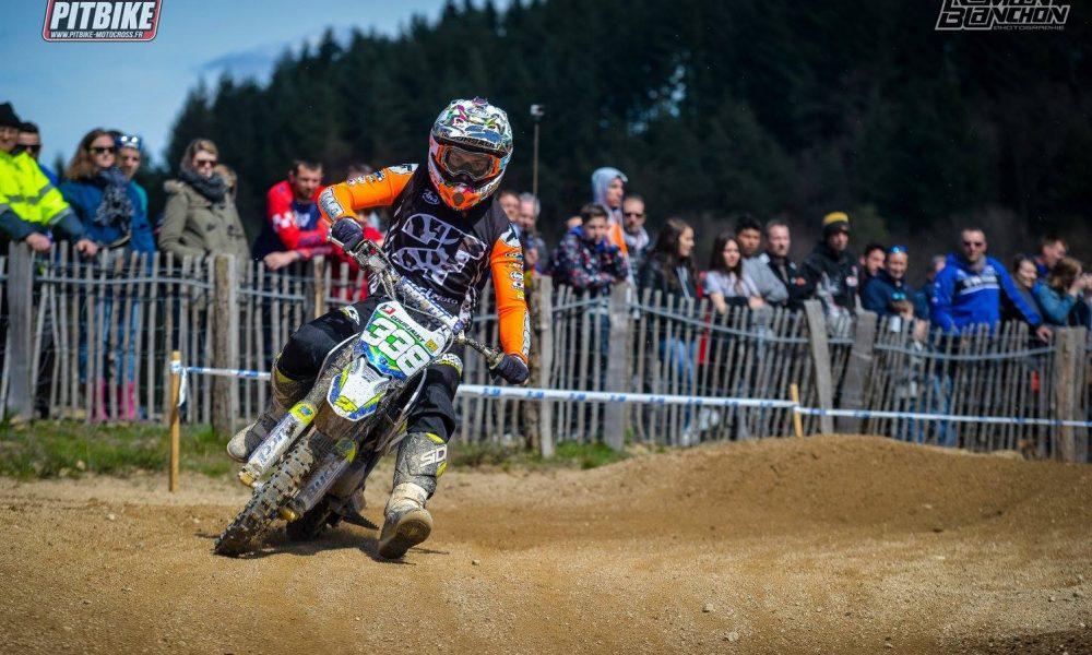 Championnat de France de Pitbike - WKX Racing et Mini4temps.fr