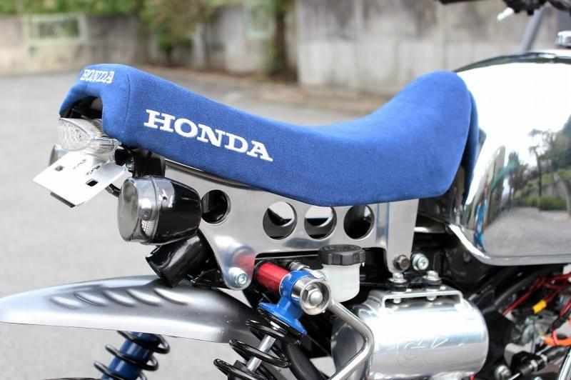 Support de selle Honda QR Minimoto - mini4Temps.fr