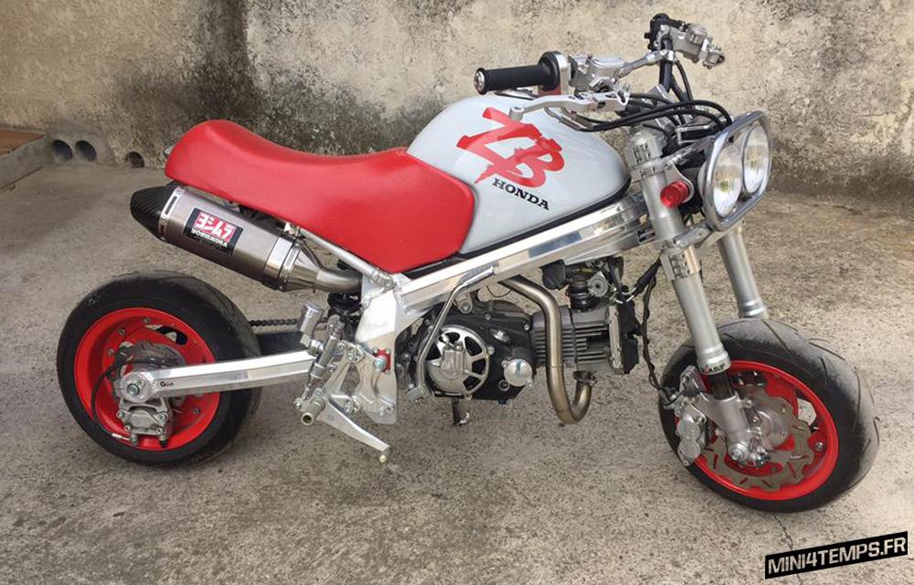 Honda ZB Full Prépa G-Craft Blast Factory - mini4temps.fr