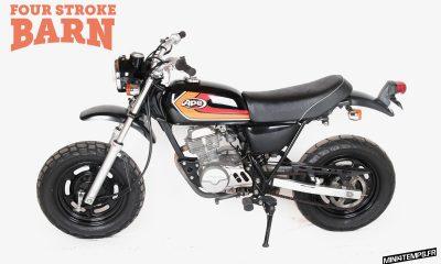 A VENDRE : Honda Ape 50 importé du Japon - mini4temps.fr