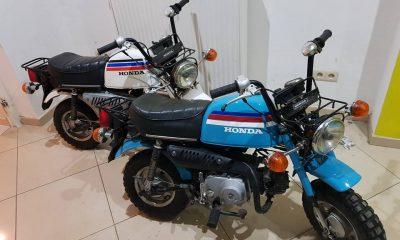 A VENDRE : deux Honda Monkey Gorilla Z50G Mini4temps Parts - mini4temps.fr