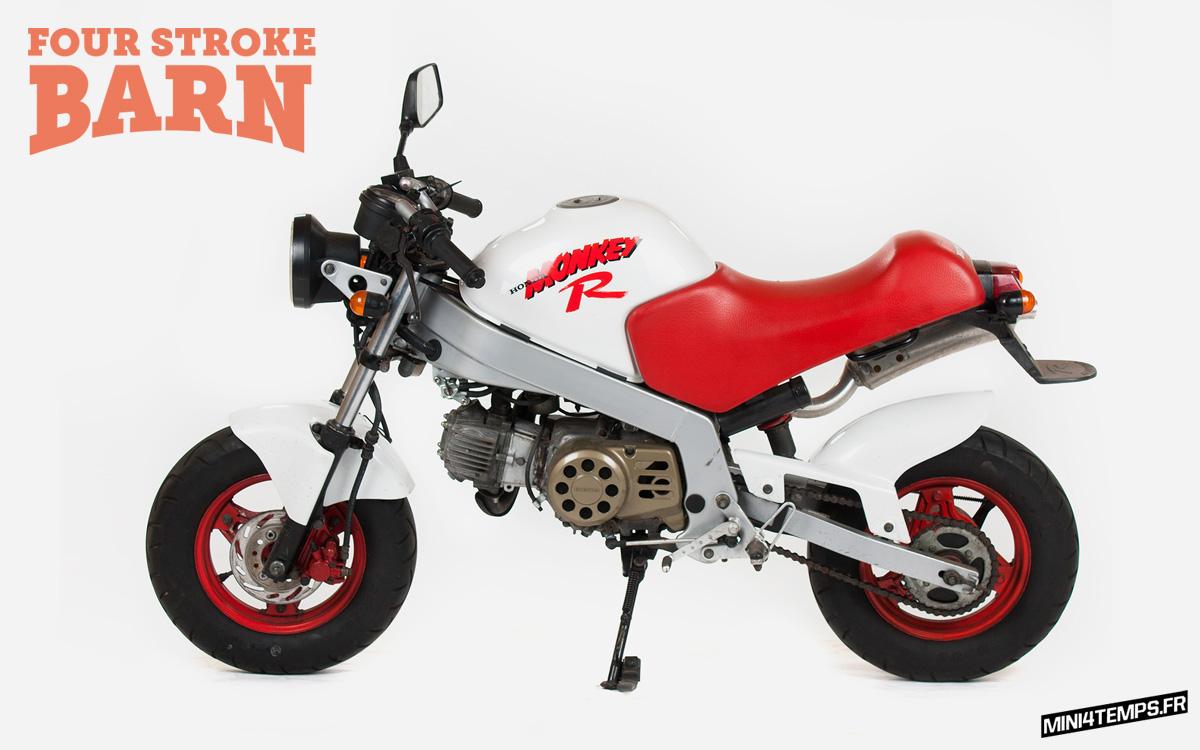 A VENDRE : Honda Monkey R - mini4temps.fr