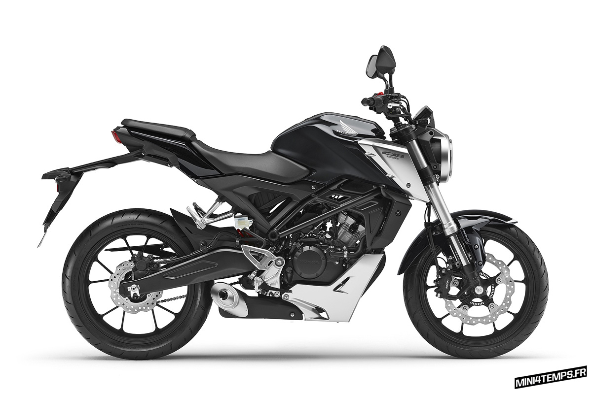 Honda CB125R 2018 Neo Sports Café - mini4temps.fr
