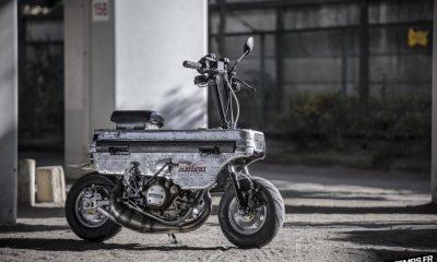Honda Motocompo 150cc de Motopaci - mini4temps.fr