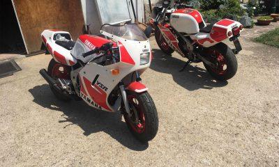 Les Yamaha YSR 80 de Raba - mini4temps.fr