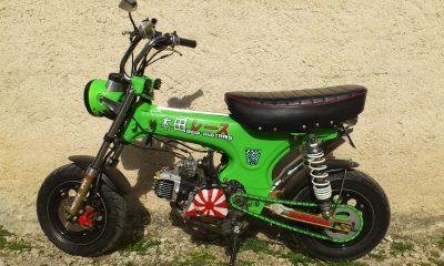 Le Dax Skyteam Vert Kawa de Volksben - mini4temps.fr