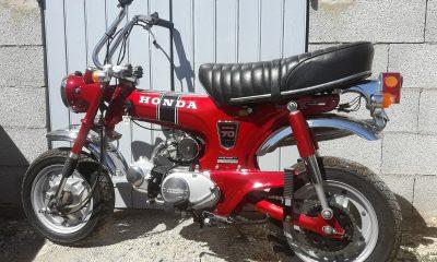 Honda Dax ST70 OT - mini4temps.fr