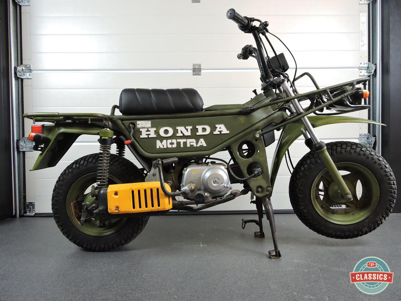 Le Honda Motra de TVP Classics - mini4temps.fr
