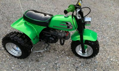 A VENDRE : Honda ATC 88 GB4 - mini4temps Parts